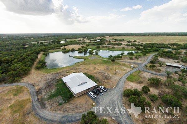 Ranch real estate image 1557 acre Medina County