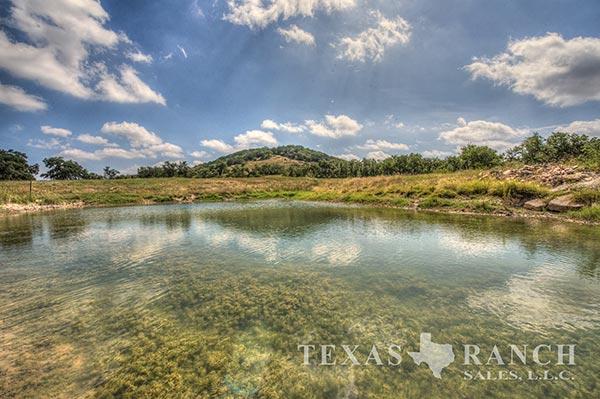 Ranch real estate image 178 acres Medina County