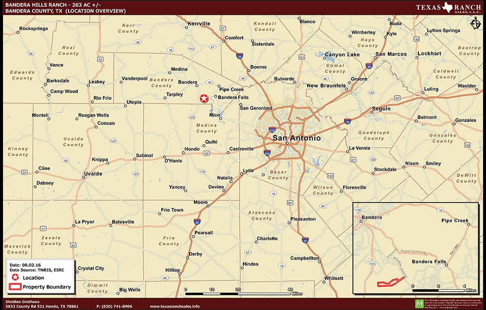Texas Ranch For Sale 263 Acres Ranch Real Estate In