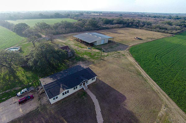 Ranch real estate image 303 acres Medina County