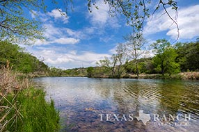 Ranch real estate image 640 acres, Kendall County