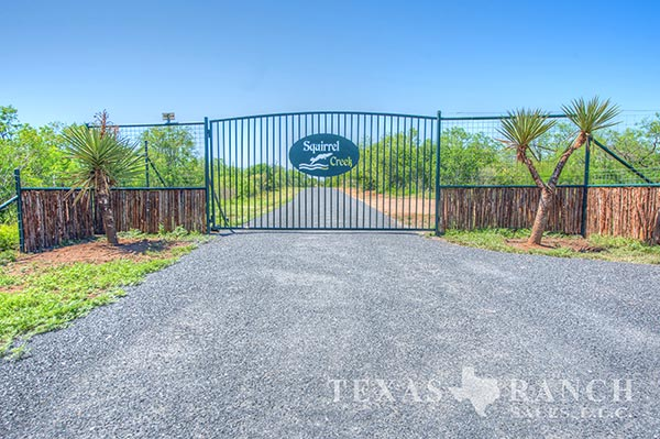 Ranch real estate image 721 acres Medina County