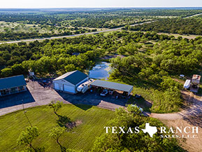 Hill Country ranch sale 740 acres, Concho county image 1